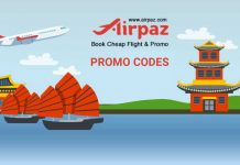 Latest deals from Airpaz