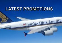 Singapore Airlines Hong Kong Deals