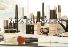 Bobbi Brown Newest Sales for Hong Kong
