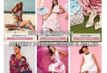 Chi Chi London Sales for Hong Kong