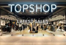 Topshop Latest Sales & Discount Codes for Hong Kong