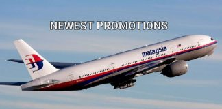 Malaysia Airlines - Flight Deals from Hong Kong for May 2019
