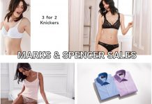 Marks & Spencer Sales for Hong Kong