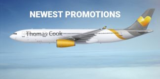 Thomas Cook Airlines Newest Promotion for Flights from Hong Kong