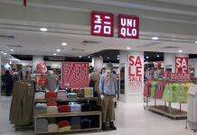 Uniqlo Sales for HK, Jun 2019