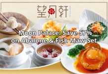 Moon Palace: Save 57% on Abalone & Fish Maw Set