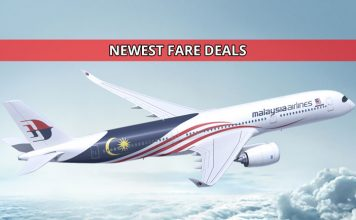 Malaysia Airlines Flight Promotions for Hong Kong, 2019