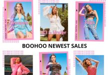 Boohoo Newest Sales for Hong Kong 2019