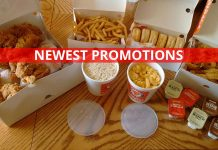 Popeyes Latest Promotions for 2019