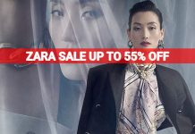 Zara HK Sales for Sep 2019