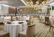 Ah Yung Kitchen Dining Deals: 50% OFF