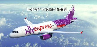 HK Express promotions for 2020