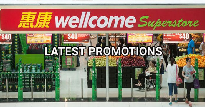 Wellcome promotions 24 Apr 2020