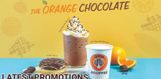 J.CO Donuts & Coffee Promotions