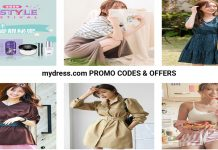 Mydress.com offers 23 Sep 2020