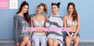 6ixty 8ight promotions
