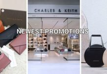 Charles & Keith promotions