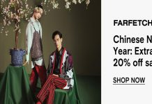 FARFETCH CNY Offers 2021