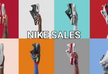 Nike sales